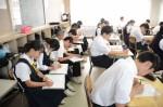 平成30年度体験入学<老司中学校・甘木中学校>【74】