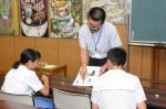 平成30年度体験入学<老司中学校・甘木中学校>【81】