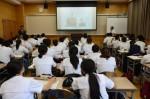 平成30年度体験入学<老司中学校・甘木中学校>【88】