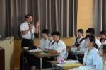 平成30年度体験入学<老司中学校・甘木中学校>【98】