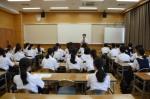 平成30年度体験入学<筑紫丘中学校・筑山中学校>【2】