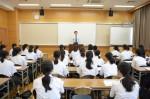 平成30年度体験入学<筑紫丘中学校・筑山中学校>【7】
