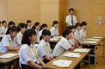 平成30年度体験入学<筑紫丘中学校・筑山中学校>【10】