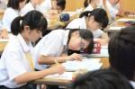 平成30年度体験入学<筑紫丘中学校・筑山中学校>【103】