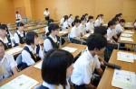 平成30年度体験入学<筑紫丘中学校・筑山中学校>【12】
