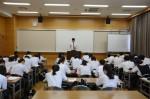 平成30年度体験入学<筑紫丘中学校・筑山中学校>【28】