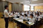 平成30年度体験入学<筑紫丘中学校・筑山中学校>【32】