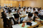 平成30年度体験入学<筑紫丘中学校・筑山中学校>【33】