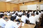 平成30年度体験入学<筑紫丘中学校・筑山中学校>【35】