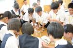 平成30年度体験入学<筑紫丘中学校・筑山中学校>【40】
