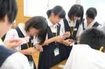 平成30年度体験入学<筑紫丘中学校・筑山中学校>【42】