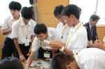 平成30年度体験入学<筑紫丘中学校・筑山中学校>【43】