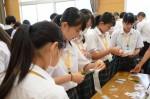 平成30年度体験入学<筑紫丘中学校・筑山中学校>【46】