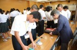 平成30年度体験入学<筑紫丘中学校・筑山中学校>【47】