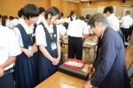 平成30年度体験入学<筑紫丘中学校・筑山中学校>【48】