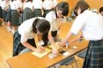 平成30年度体験入学<筑紫丘中学校・筑山中学校>【49】