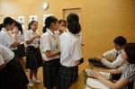 平成30年度体験入学<筑紫丘中学校・筑山中学校>【51】