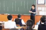 平成30年度体験入学<筑紫丘中学校・筑山中学校>【57】