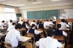 平成30年度体験入学<筑紫丘中学校・筑山中学校>【59】