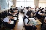 平成30年度体験入学<筑紫丘中学校・筑山中学校>【60】