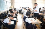 平成30年度体験入学<筑紫丘中学校・筑山中学校>【63】
