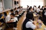 平成30年度体験入学<筑紫丘中学校・筑山中学校>【66】