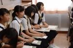 平成30年度体験入学<筑紫丘中学校・筑山中学校>【67】