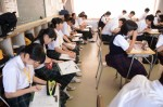 平成30年度体験入学<筑紫丘中学校・筑山中学校>【72】