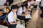 平成30年度体験入学<筑紫丘中学校・筑山中学校>【73】