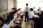 平成30年度体験入学<筑紫丘中学校・筑山中学校>【74】