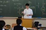 平成30年度体験入学<筑紫丘中学校・筑山中学校>【75】