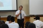 平成30年度体験入学<筑紫丘中学校・筑山中学校>【86】