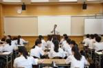 平成30年度体験入学<筑紫丘中学校・筑山中学校>【97】