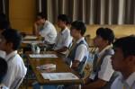 平成30年度体験入学<太宰府西中学校>【9】