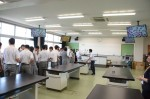 平成30年度体験入学<太宰府西中学校>【15】