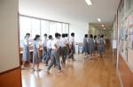 平成30年度体験入学<太宰府西中学校>【16】