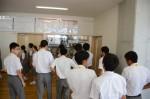 平成30年度体験入学<太宰府西中学校>【23】