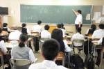 平成30年度体験入学<太宰府西中学校>【30】