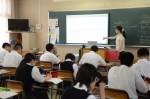 平成30年度体験入学<太宰府西中学校>【32】
