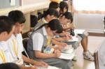 平成30年度体験入学<太宰府西中学校>【33】