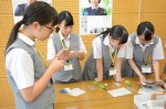 平成30年度体験入学<太宰府西中学校>【51】