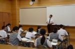 平成30年度体験入学<太宰府西中学校>【69】