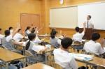 平成30年度体験入学<太宰府西中学校>【71】