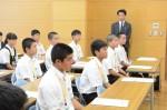 平成30年度体験入学<三宅中学校>【8】