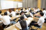 平成30年度体験入学<三宅中学校>【9】