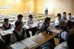 平成30年度体験入学<三宅中学校>【15】