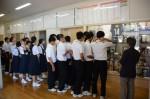 平成30年度体験入学<三宅中学校>【16】