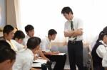 平成30年度体験入学<三宅中学校>【28】