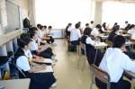 平成30年度体験入学<三宅中学校>【32】