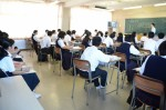 平成30年度体験入学<三宅中学校>【36】